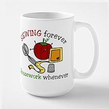 Sewing Forever Mug