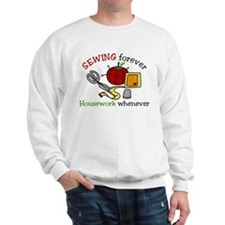 Sewing Forever Sweatshirt