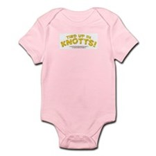 Tied Up In Knotts Infant Bodysuit