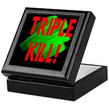 TripleKill.JPG Keepsake Box
