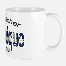 Schoelcher Martinique Mug