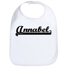 Black jersey: Annabel Bib