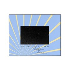 Psalms 118 24 Bible Verse Picture Frame
