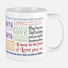 Shakespeare On Love Mug Mugs