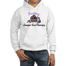 Cheaper Than Therapy Hoodie