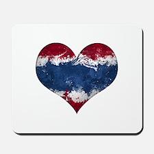 Thailand heart Mousepad
