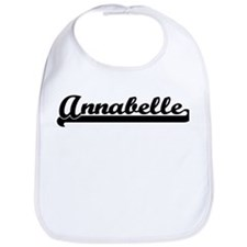 Black jersey: Annabelle Bib
