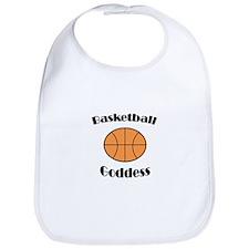 Basketball Goddess Bib