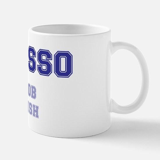 BRASSO - KNOB POLISH! Mug