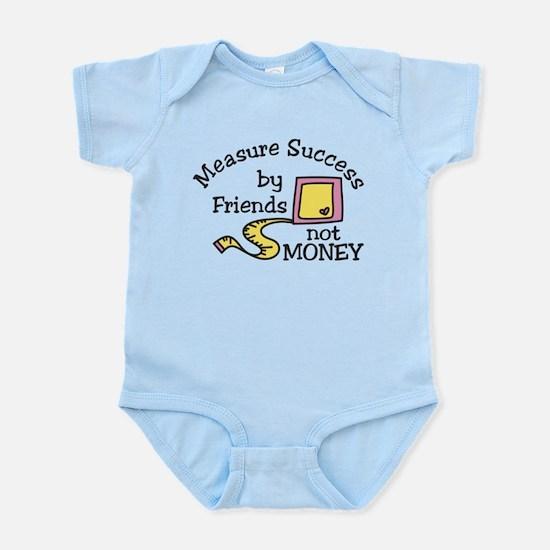 Measure Success Infant Bodysuit