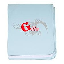 Gitta designs baby blanket