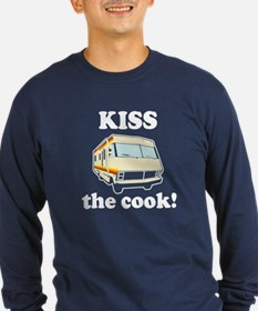 Funny! Kiss the Cook! T