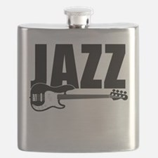 jazz bass Flask