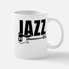 jazz bass Mug