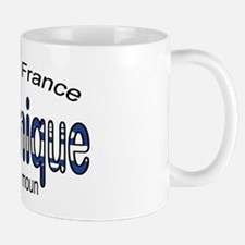 Fort de France Baseball Jersey Mug