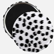 Dalmatian Pattern. Magnet