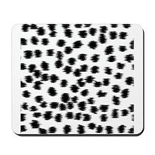 Dalmatian Pattern. Mousepad