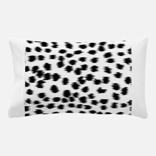 Dalmatian Pattern. Pillow Case