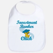Investment Banker Chick #3 Bib