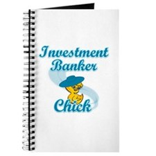 Investment Banker Chick #3 Journal
