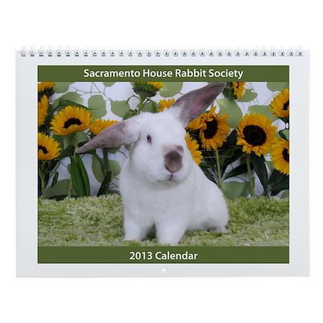 Sacramento House Rabbit Society Wall Calendar by ...