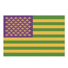 South Acadian Flag Postcards (Package of 8)