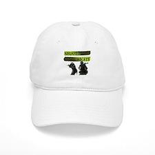 Shoot Move Communicate Baseball Cap