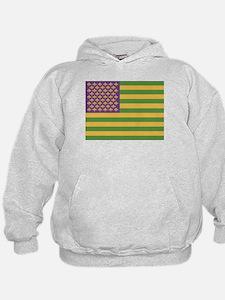 South Acadian Flag Hoodie