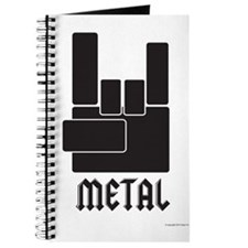 Metal Rocks! Journal