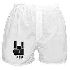 Metal Rocks! Boxer Shorts