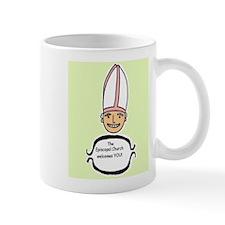 smiley bishop Mug