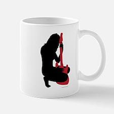 Guitar Girl Mug