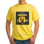 Bridesmaids Yellow T-Shirt