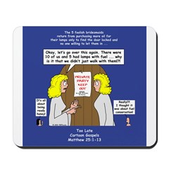 Bridesmaids Mousepad