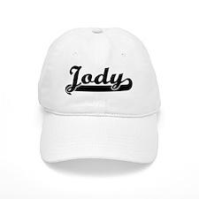 Black jersey: Jody Baseball Cap