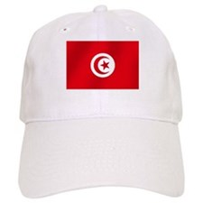 Flag of Tunisia Baseball Cap