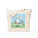 Don't Call me Rabbit Tote Bag