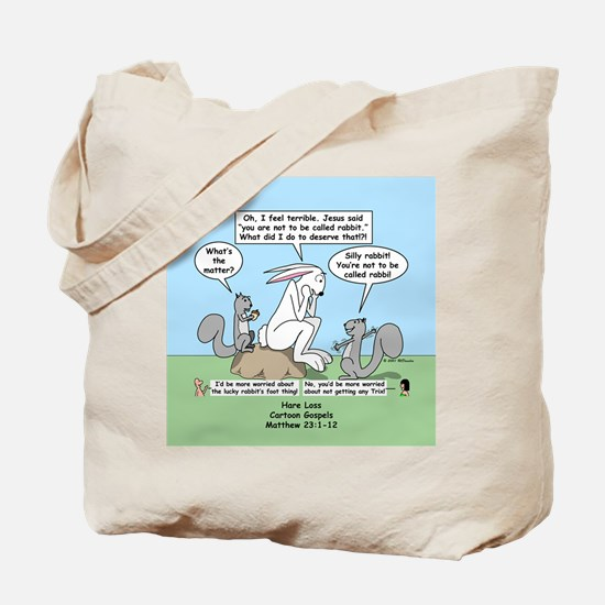 Don't Call me Rabbit Tote Bag
