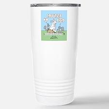 Don't Call me Rabbit Stainless Steel Travel Mug