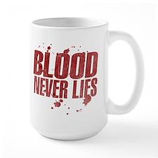 blood_never_lies.png Coffee Mug