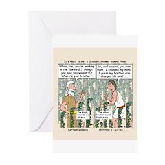 Vineyard Greeting Cards (Pk of 20)