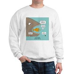 Greedy Servant Parable Sweatshirt