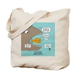 Greedy Servant Parable Tote Bag