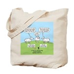 Lost Sheep of Israel Tote Bag