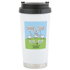 Lost Sheep of Israel Travel Mug