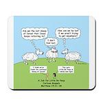 Lost Sheep of Israel Mousepad