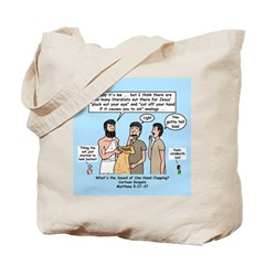 Eye for an Eye? Tote Bag
