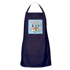 Eye for an Eye? Apron (dark)
