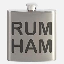Rum Ham Flask