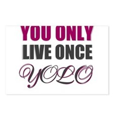 yolo Postcards (Package of 8)